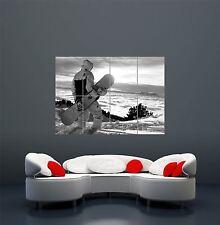 SNOWBOARD HEAVEN SKIING WINTER SPORT SNOW GIANT ART POSTER PRINT  WA422