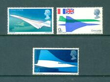 GB 1969 First Flight of Concorde set. MNH Mint. One postage for multiple buys