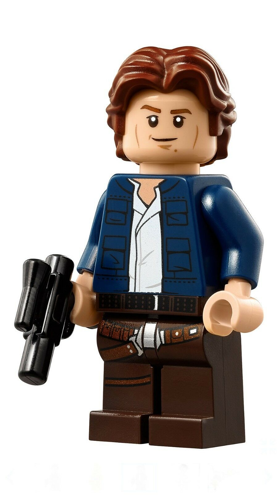 Lego Star Star Star Wars - Bespin Han Solo Minifigure from 75192 - Brand New 0ece96
