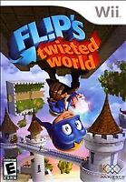 Flip's Twisted World (Nintendo Wii, 2010)