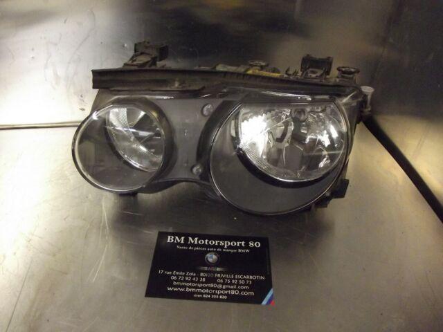 phare avant gauche 6901969 bmw e46 compact
