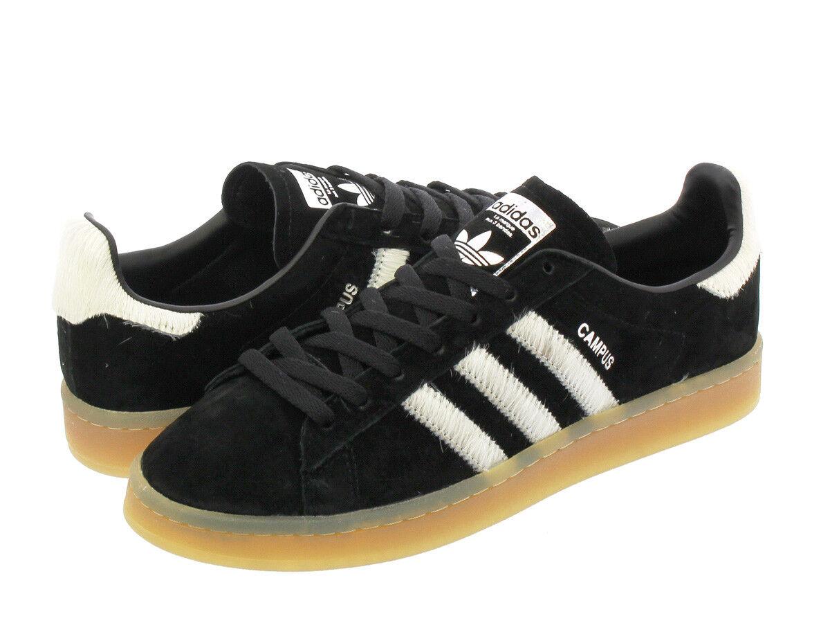 Adidas Originals Campus Men's shoes, shoes, shoes, Black, 8.5, BZ0071 3961b5