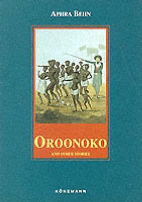 (Good)-Oroonoko (Konemann Classics) (Hardcover)-Behn, Aphra-382900902X