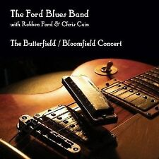Butterfield / Bloomfield Concert, Ford Blues Band, Good