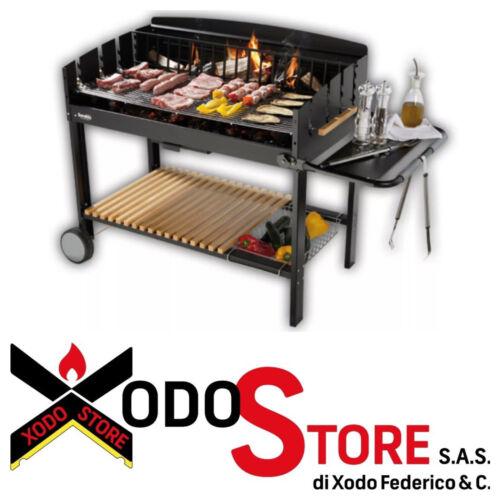Grill barbecue a legna carbonella SUNDAY APOLLO 100 - occasione bbq