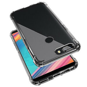 new products ff3d3 ad4d9 Details about For ASUS ZenFone Max Plus M1 ZB570TL X018D Clear Shockproof  TPU Case Cover Skin