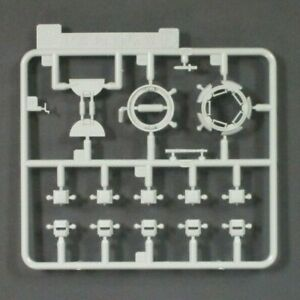 DRAGON-1-35-Scale-Pz-Kpfw-III-5cm-Ausf-H-Parts-Tree-F-from-Kit-No-6642