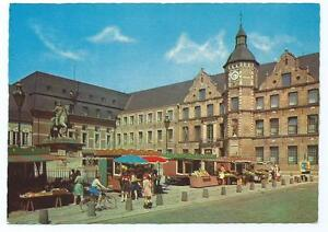 Colour-Postcard-of-Town-Hall-Dusseldorf-Germany