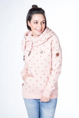 UVP. Alife /& Kickin Women Kapuzensweater Hoody  SARAH B candy 69,99 €