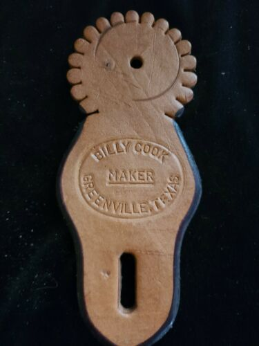 Details about  /Billy Cook cinch keeper light brown  new USPS  free shipping