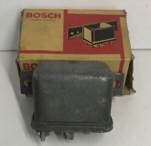 Bosch 0332100012 Relais Arbeitsstrom Relay Relé SH/SE21A3