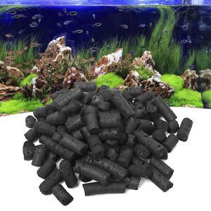50 100g activated carbon charcoal mini granulated for aquarium fish