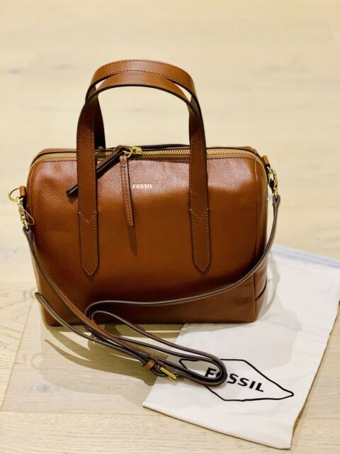 Fossil Sydney Satchel Bag One Size