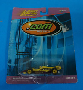 New Sealed Other Diecast Racing Cars Search For Flights Johnny Lightning Bikini.com 1999 .com Racers Edition Playing Mantis