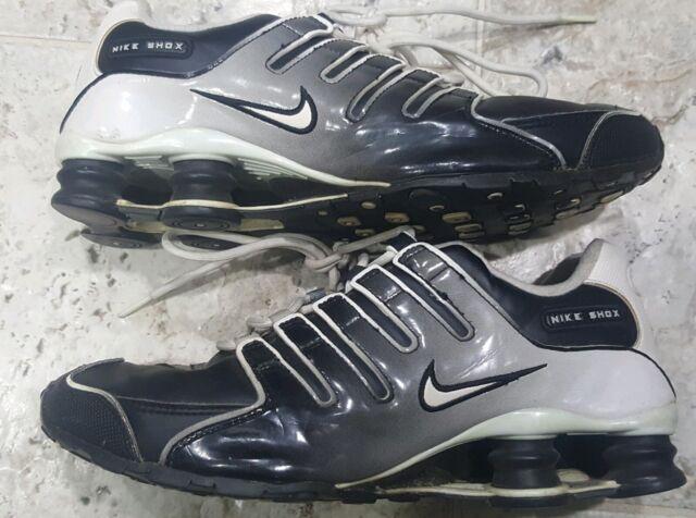 Nike Shox NZ SI Plus Youth Shoes Gray