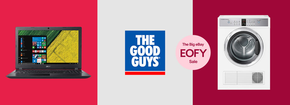 Use Code PGOODGUYS - 20% off* The Good Guys on eBay