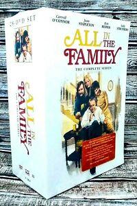 All-in-the-Family-The-Complete-Series-DVD-Box-Set-New-Free-Shipping