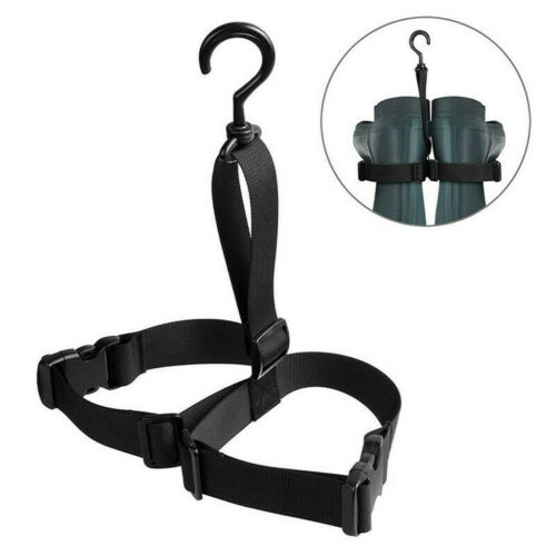 Fishing Wader Boot Hanger Rack Storage Clip For Drying Waders No Boots USA