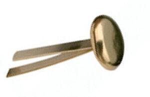 Musterbeutelklammern alternative  100 Maped Musterklammern Musterbeutelklammern Rundkopfklammern 50 mm