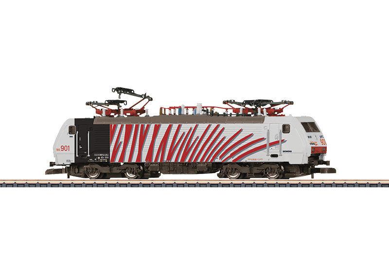 88194 E-Lok BR 189 RTC  zebra-look  una tantum serie  neu in OVP