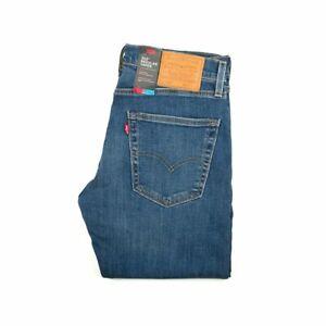 Levis-502-Crocodile-Adapt-Mittelblau-Regular-Tapered-295070160-Jeans-Neu