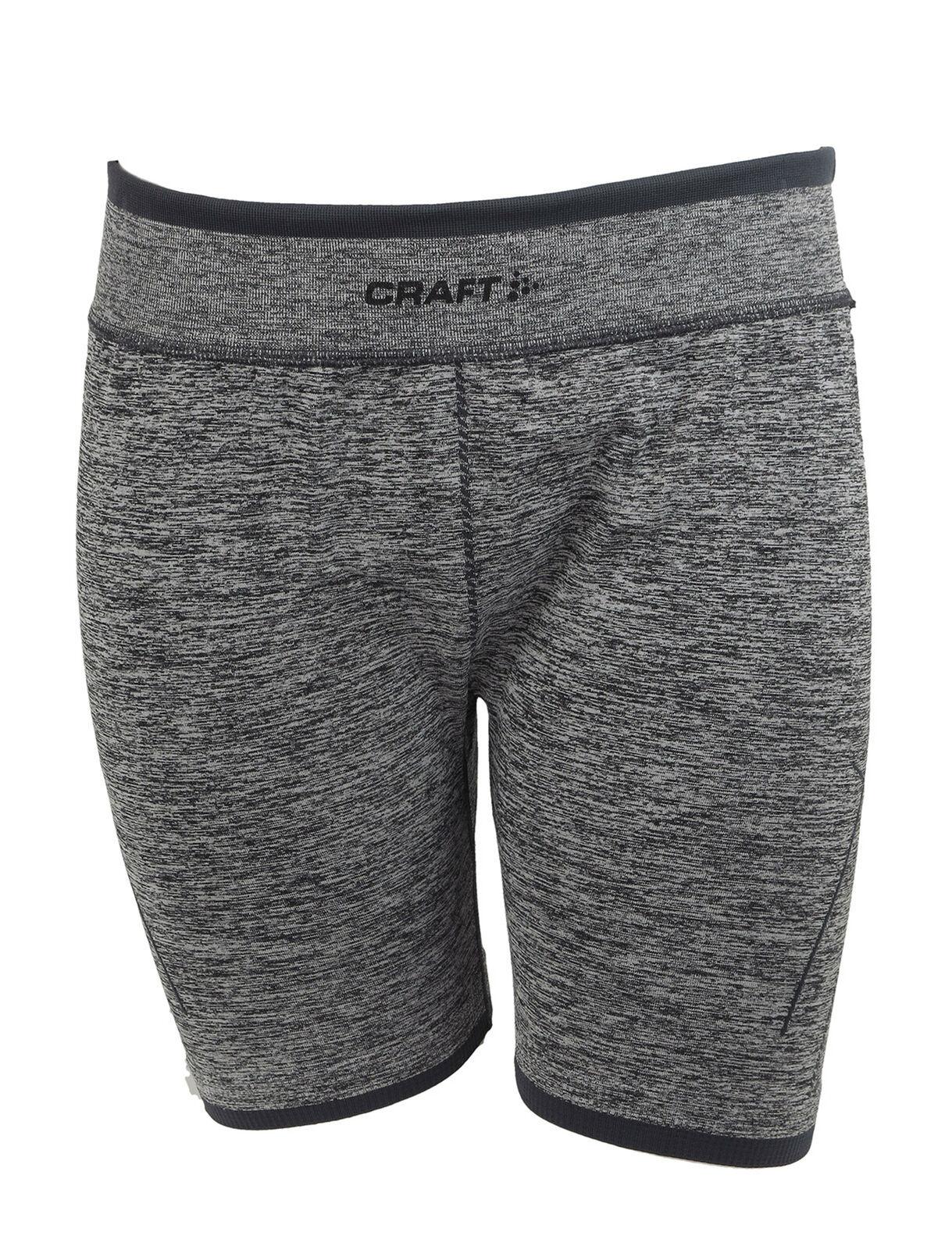 Craft Ladies Sports Underwear Boxer Black/Grey (1903791-b999)