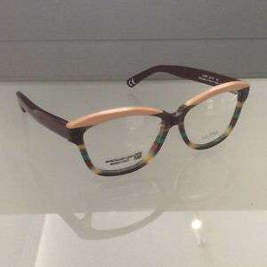 Ultra Limited Siena Colorazione Unica Only Color Occhiali Da Vista Eyeglasses