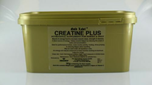 gold LABEL CREATINE PLUS - 1 KG - GLD0503