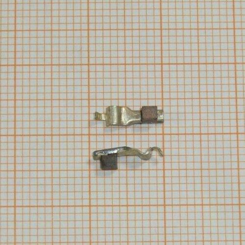 Q750//ETR 2 Stück Kohlebürsten 40//0154//00 Spur N Nr Minitrix