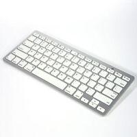 Ultra Wireless Keyboard Bluetooth 3.0 for Apple iPad/iPhone Series/Mac Book
