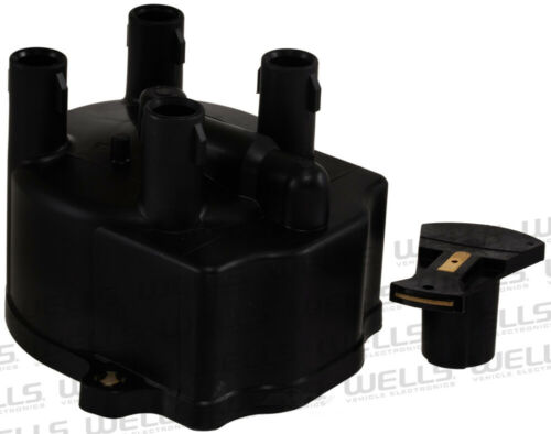 Distributor Cap and Rotor Kit WVE BY NTK 3D1244