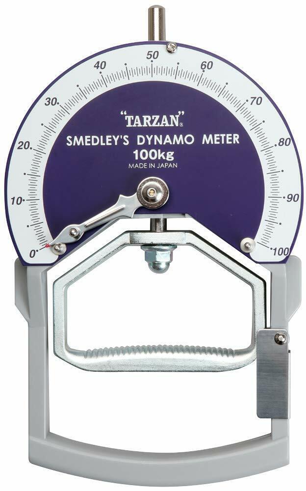 Herramienta de ejercicio Qin industria Smedley Medidor De Intensidad De Agarre Tipo 100 kg 103-S Japón