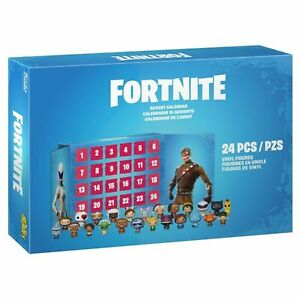 Funko Fortnite Pinte Größe Helden Adventskalender 2019 Christmas 24 X Mini Figur