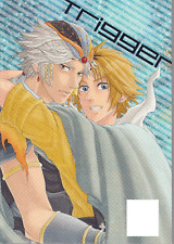 Dissidia Final Fantasy 10 X Doujinshi Firion x Tidus Trigger k02