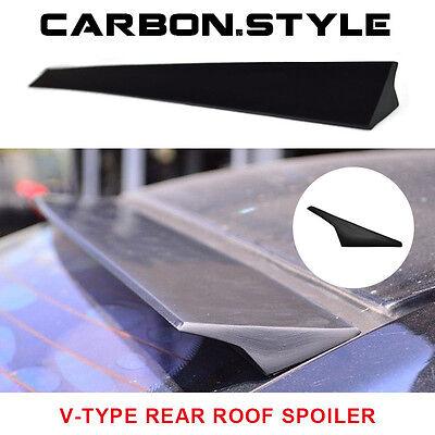Painted Rear Roof Spoiler V Type For Lexus GS300 GS400 GS430 Sedan 1998-2000