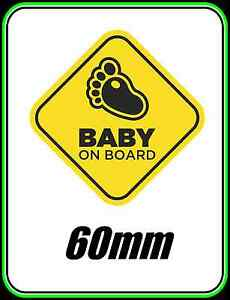 BABY-ON-BOARD-WINDOW-CAR-BUMPER-STICKER-KIDS-FAMILY-WARNING-CHILD-SAFETY-60mm