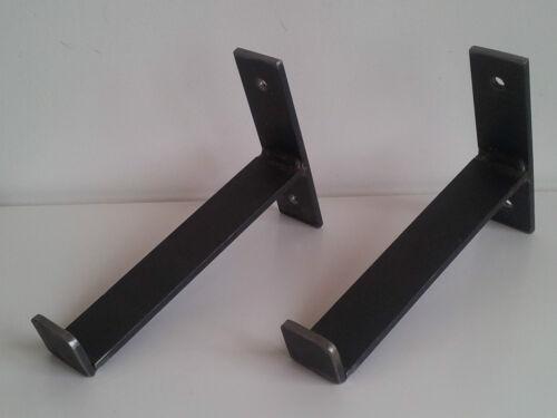 12 x 225 mm Deep  wall shelf brackets .scaffold boards brackets