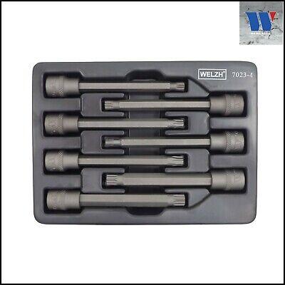 "110 mm Long 7023-M7 Werkzeug 3//8/"" Drive Spline XZN Impact Socket M7"