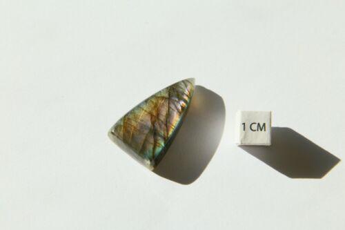 Pierre Pendentif Cabochon Labradorite spectrolite