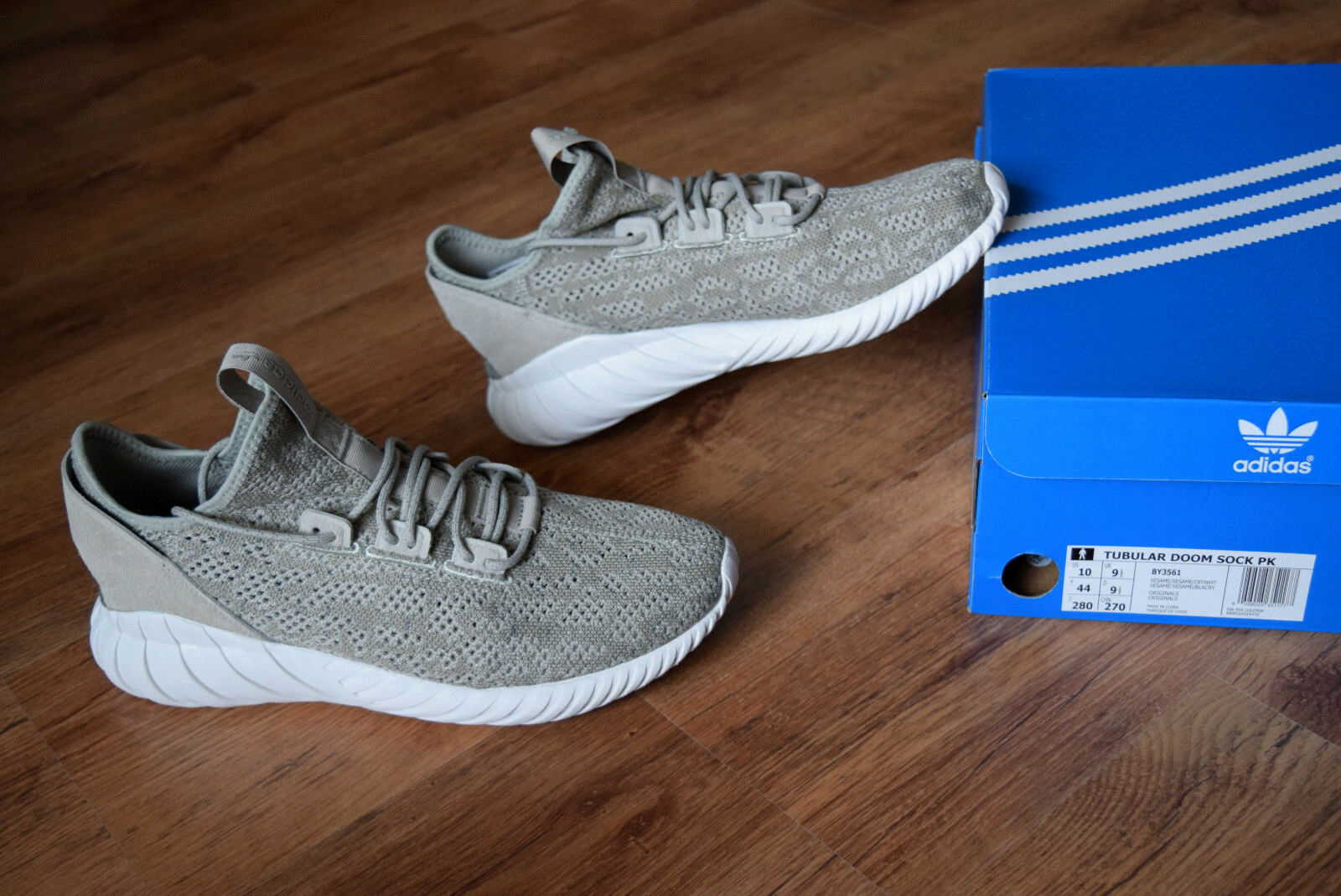 Adidas Adidas Adidas Tubular Doom Sock PK  41 43 44 45 46 BY3561 shadow radial yeezy runner 5fd1b4