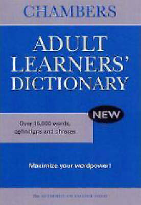 Adult Learners' Dictionary-ExLibrary