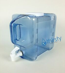 2 Gallon Bottle Refrigerator Drinking Water W Spigot