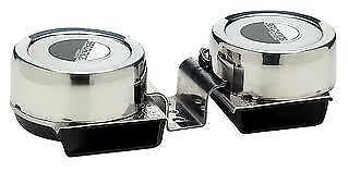 NEW SEACHOICE COMPACT DOUBLE HORN-12V DC SCP 14521