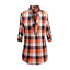 Ladies-Nicola-Checked-Shirt-Tops-Womens-T-Shirts-Cotton-Blouse-UK-8-14-16-18-20 thumbnail 27