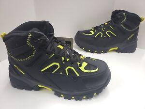 skechers memory foam work shoes