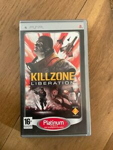 PlayStation PSP Killzone Liberation