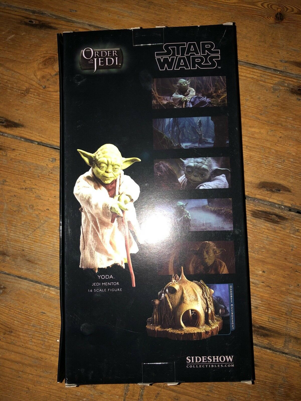 Sideshow Star Wars 0rder Of The The The Jedi Yoda Jedi Mentor  AFSSC1046e f6c894