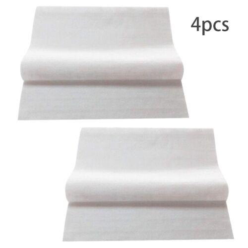4 StüCk 28 Zoll X 12 Zoll Elektrostatischer Filter Baumwolle HEPA Filter N T6J1