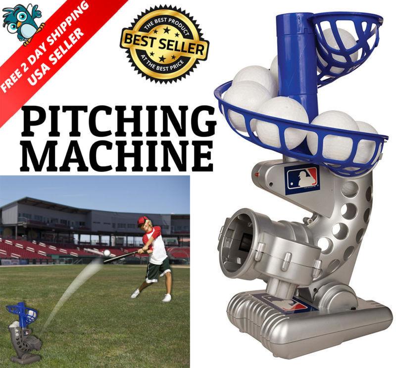 Pitching Machine Mlb Franklin Sports Sports Sports Power Pro Baseball Pitcher Ball Softball 44ec3f