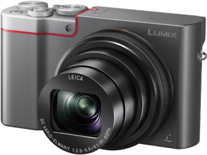 PANASONIC-Lumix-DMC-TZ101-LEICA-Digitalkamera-Anth-Silb-20-1-MP-OVP